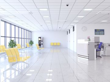 Medical Facility Cleaning in Lafayette