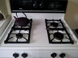 Stove top cleaning tip by Super Clean 360