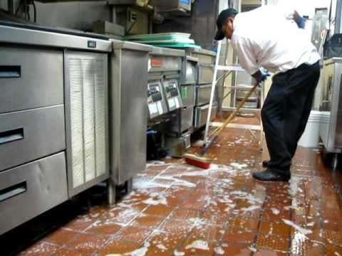Restaurant Cleaning in Albany, CA (1)